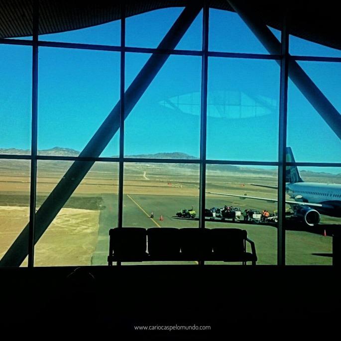 Aeroporto de Calama_Ataccama
